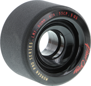 BLOOD ORANGE MORGAN 60mm 82a BLACK