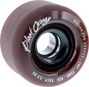 BLOOD ORANGE MORGAN 70mm 82a MAROON