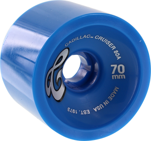 CADILLAC CRUZERS 70mm BLUE