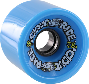 CLOUD RIDE! CRUISER 69mm 78a BLUE