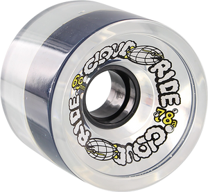 CLOUD RIDE! CRUISER 69mm 78a CLEAR