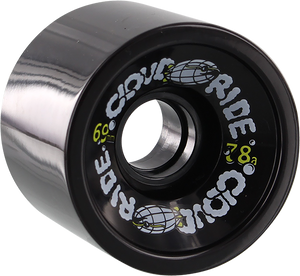 CLOUD RIDE! CRUISER 69mm 78a BLACK