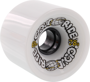 CLOUD RIDE! CRUISER 69mm 78a WHITE