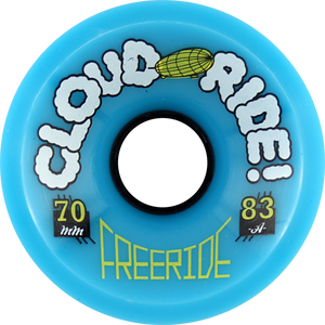 CLOUD RIDE! FREERIDE 70mm 83a