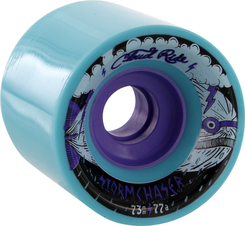 CLOUD RIDE! STORM CHASER 73mm 77a LT.BLUE