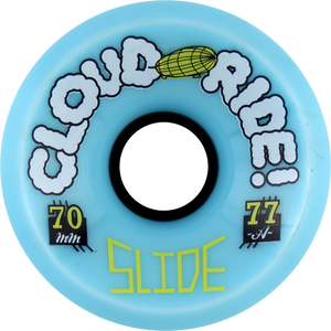 CLOUD RIDE! SLIDE 70mm 77a POWDER