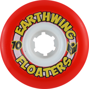 EW SUPERBALLS 2013 FLOATER 70mm 78a RED/WHT