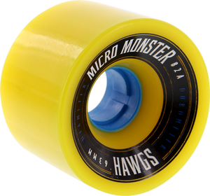 HAWGS MICRO MONSTER 82a 63mm YELLOW