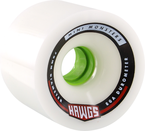 HAWGS MINI MONSTER 80a 70mm WHITE