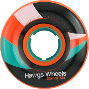 HAWGS STREET 62mm 90a ORANGE