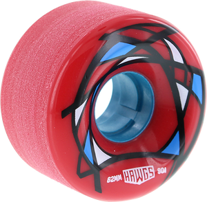 HAWGS VENABLES 62mm 90a RED