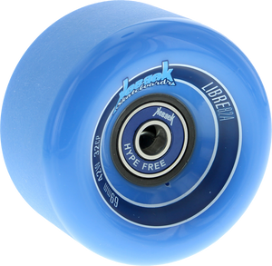 KEBBEK LIBRE 69mm 82a BLUE W/NO HYPE BEARINGS