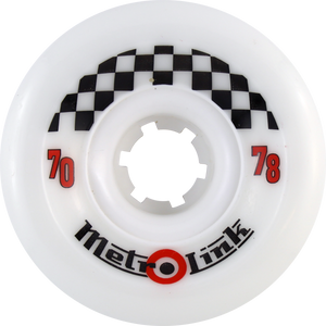 METRO LINK 70mm 78a WHITE