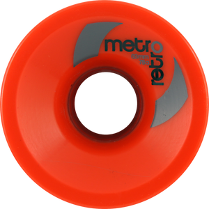 METRO RETRO FREERIDE 63mm 78a RED