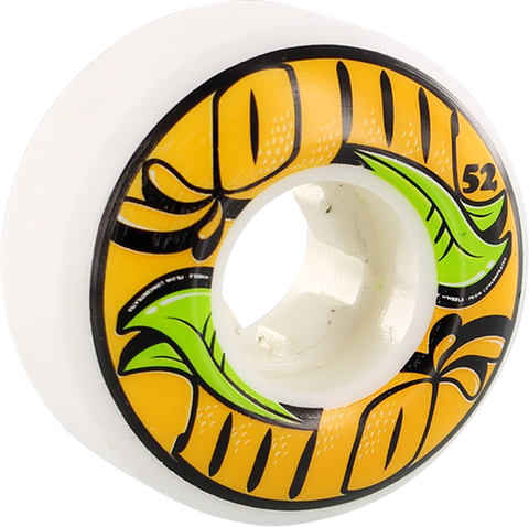 OJ WHEELS FROM CONCENTRATE EZ EDGE 52mm 101a WHITE