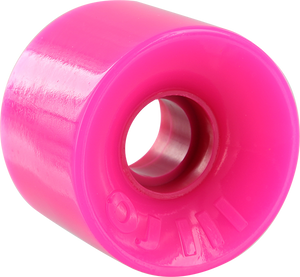 OJ WHEELS III HOT JUICE MINI 78a 55mm SOLID PINK