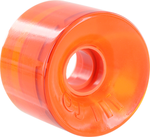 OJ WHEELS III HOT JUICE 78a 60mm TRANS ORANGE
