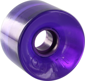 OJ WHEELS III HOT JUICE 78a 60mm TRANS PURPLE