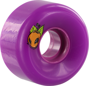 OJ WHEELS KEYFRAME PLAIN JANE 54mm 87a PURPLE W/ORG
