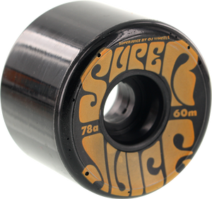 OJ WHEELS SUPER JUICE 60mm 78a BLK/ORG