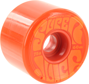 OJ WHEELS SUPER JUICE 60mm 78a ORG/ORG