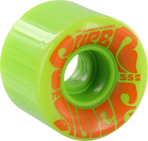 OJ WHEELS SUPER JUICE MINI 55mm 78a GREEN