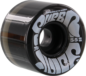 OJ WHEELS SUPER JUICE MINI 55mm 78a TRANS.BLACK