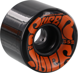 OJ WHEELS SUPER JUICE MINI 55mm 78a BLACK