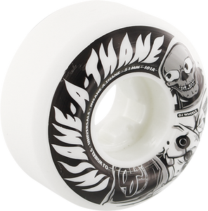 OJ WHEELS UNIVERSAL MAN 51mm 101a WHT/BLK