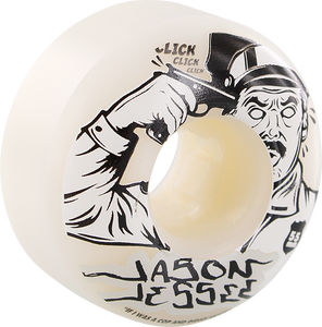 OJ WHEELS JESSEE IF 55mm 101a WHITE
