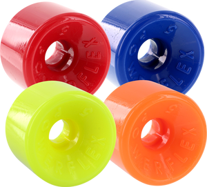 POWERFLEX 5 63mm 88a ASSORTED#1 RED/BLU/YEL/ORG