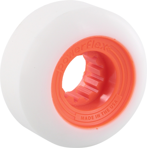 POWERFLEX GUMBALL 52mm 83b WHT/ORANGE