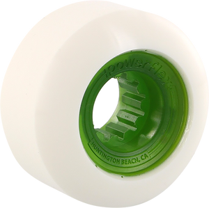 POWERFLEX ROCK CANDY 54mm 84b WHT/CLR.GREEN