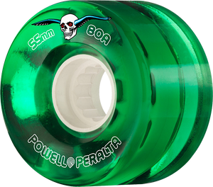PWL/P CLEAR CRUISER 55mm 80a GREEN