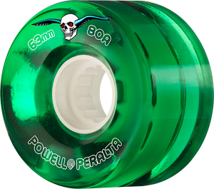 PWL/P CLEAR CRUISER 63mm 80a GREEN