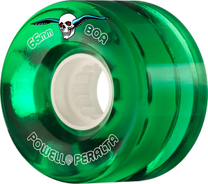 PWL/P CLEAR CRUISER 66mm 80a GREEN