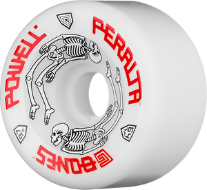 PWL/P G-BONES II 97A 64mm WHITE