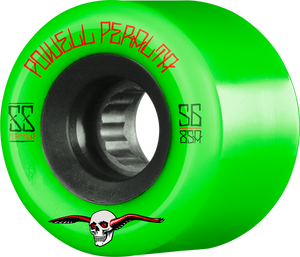 PWL/P G-SLIDES 56mm 85a GRN/BLK
