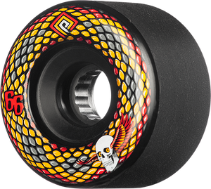 PWL/P SNAKES 66mm 75a BLK/BLK/YEL/RED/WHT