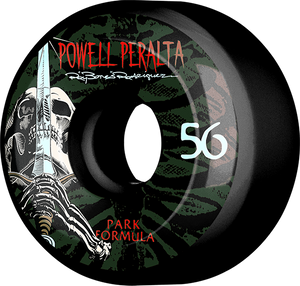 PWL/P RAY RODRIGUEZ SKULL & SWORD PF 56mm BLACK