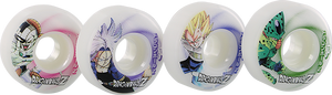 PRIMITIVE SKATEBOARD DBZ HEROS & VILLAINS 52mm