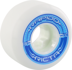 RICTA RAPIDO WIDE 53mm 101a WHT/BLU
