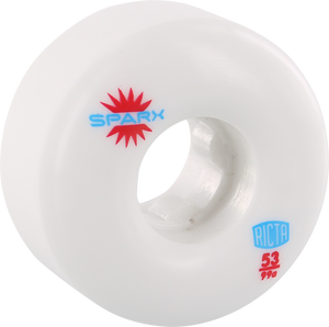 RICTA SPARX 99a 53mm WHITE ppp