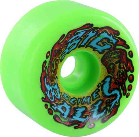 SANTA CRUZ SLIMEBALLS BIG BALLS 65mm 97a GREEN