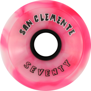 SCSC SUMMER CLASSIC 70mm 78a PEPPERMINT