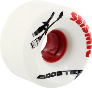 SEISMIC BOOSTER 60mm 101a WHT/RED