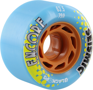 SEISMIC ENCORE 63.5mm 79a BLUE BLACK OPS