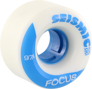 SEISMIC FOCUS 55mm 97a WHT/BLUE