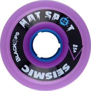 SEISMIC HOT SPOT 66mm 85a TRAN.PURPLE/BLU