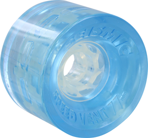 SEISMIC SPEED VENT 77mm 77a CLEAR BLUE/CLR